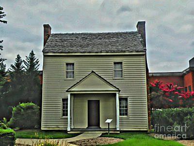 Photograph - Francis Mcnairy House by Scott Hervieux