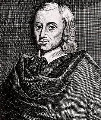 Francis Mercurius Van Helmont Print by Universal History Archive/uig