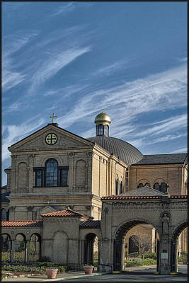 Photograph - Franciscan Monastery by Erika Fawcett