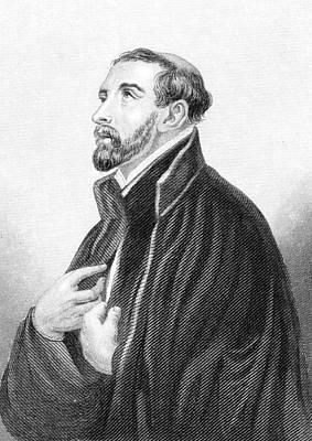 Francisco Javier  Spanish Missionary Art Print