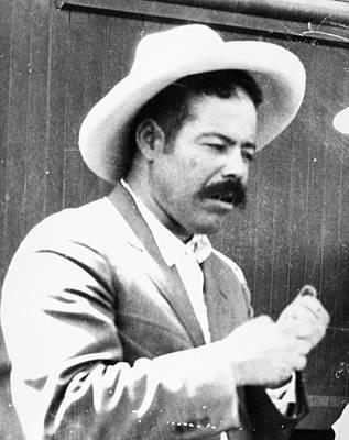 Photograph - Francisco 'pancho' Villa (1878-1923) by Granger
