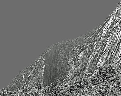 Photograph - Franconia Notch by Lizi Beard-Ward