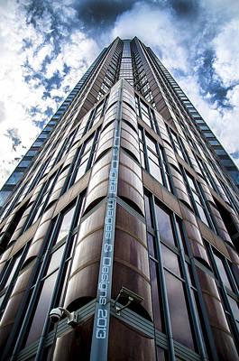 Frankfurt Germany Skyscraper 3 Original