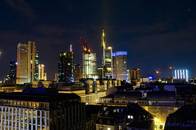 Photograph - Frankfurt II by Robert Culver