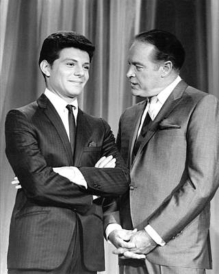 Bob Hope Photograph - Frankie Avalon In The Bob Hope Show  by Silver Screen