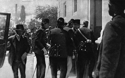 Sarajevo Photograph - Franz Ferdinand Assassin by Granger