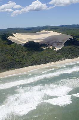 Photograph - Fraser Island, Hervey Bay by Rob Huntley