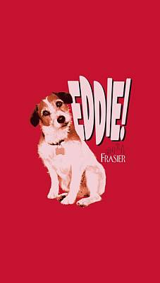Crane Digital Art - Frasier - Eddie by Brand A