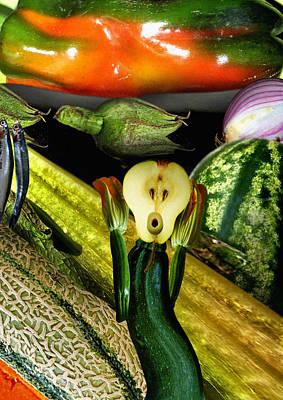 Photograph - Fraud Fruit by Alessandro Della Pietra
