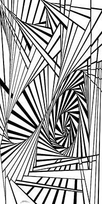Freakishly Normal Art Print by Douglas Christian Larsen
