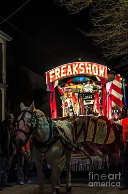 Photograph - Freakshow-nola by Kathleen K Parker