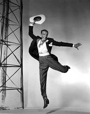 Astaire Photograph - Fred Astaire by Retro Images Archive