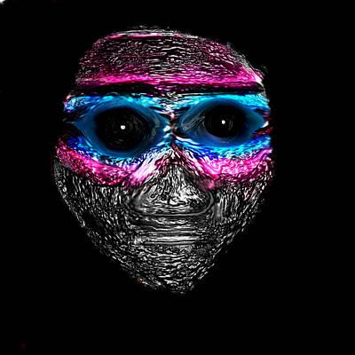 Digital Art - Fred by Coal