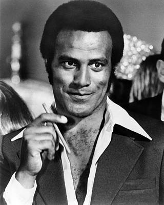 Fred Photograph - Fred Williamson In That Man Bolt  by Silver Screen