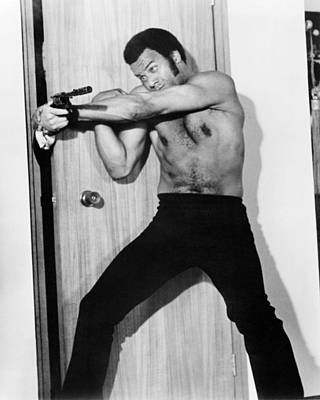 Fred Photograph - Fred Williamson by Silver Screen