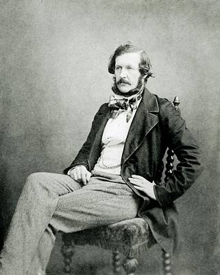 Brodie Photograph - Frederick Brodie by Royal Astronomical Society