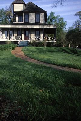 Photograph - Frederick Douglass Summer Home by Harold E McCray