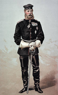 Prussia Painting - Frederick IIi Of Prussia by Granger