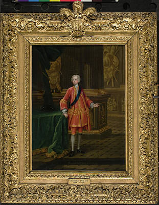 Prince Philip Painting - Frederick, Prince Of Wales Inscribed, Lower Center by Litz Collection