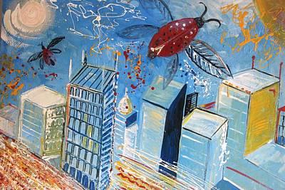 Free Flight Original by Roberto Corso