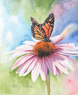 Painting - Free Indeed by Kathy Nesseth