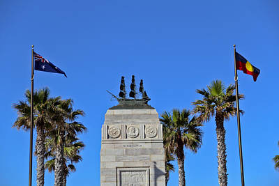 Photograph - Free Settlers Monument by Debbie Cundy