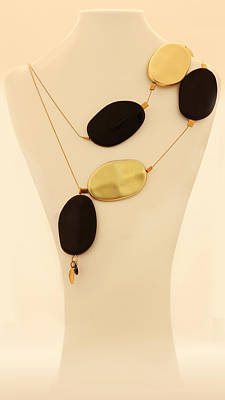 Free Shipping Asymmetric Chain Statement Necklace Original