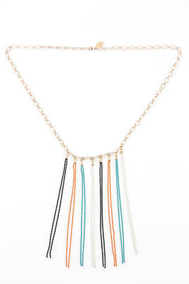 Free Shipping Idit Stern Color Fall Necklace Original