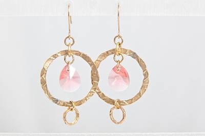 Desginer Jewelry - Free Shipping Idit Stern Zigzag Cascade Earrings by Idit Stern