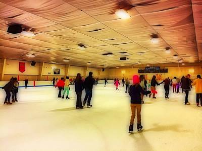 Photograph - Free Skate by Chris Montcalmo