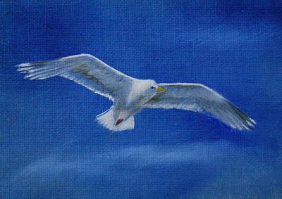 Painting - Free Spirit 2 by Lynn Hughes