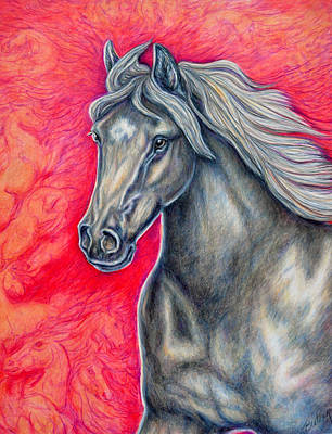 Painting - Free Spirit by Gail Butler