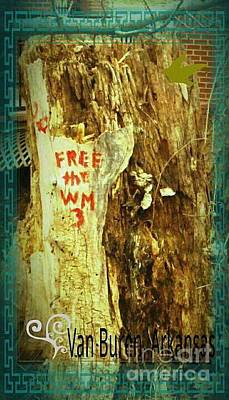 Free The West Memphis 3 Print by Joshua Brown