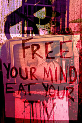 Free Your Mind Original by Jessica Grandall