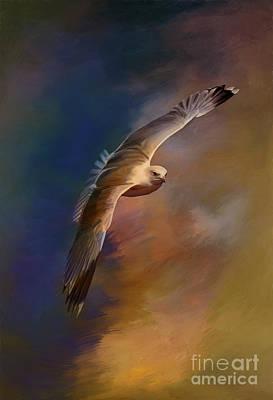 Freedom....  Art Print by Andrzej Szczerski