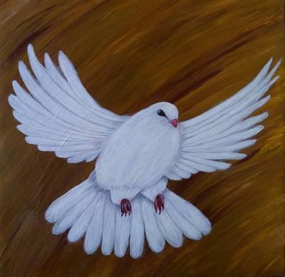 Painting - Freedom by Carol De Bruyn