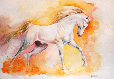 Freedom Art Print by Tamer and Cindy Elsharouni