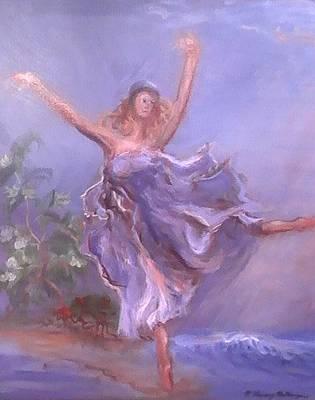 Freedom Dance Original by Patricia Kimsey Bollinger