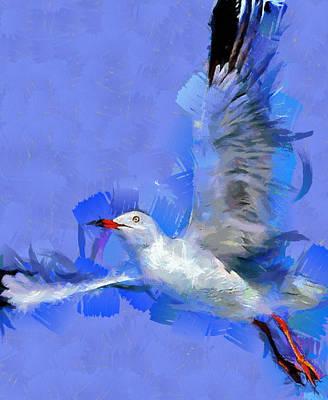 Freedom Art Print by Georgi Dimitrov