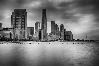 Photograph - Freedom In The Skyline by Paul Watkins