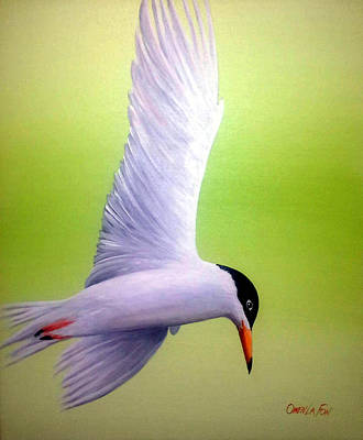 Painting - Freedom by Owen Lafon
