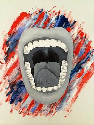 Americas Voice Art Print by Scott French