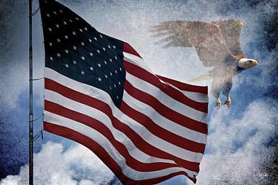 Arkansas Photograph - Freedom by Scott Pellegrin