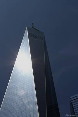 Photograph - Freedom Tower by Debra Forand