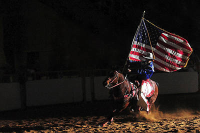 Kevin Miller Photograph - Freedom's Call by Kevin Miller