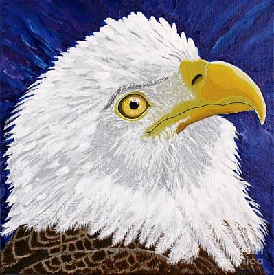 Freedom's Hope Art Print by Vicki Maheu