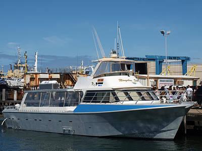 Kids Alphabet - Fremantle Boat by Michaela Perryman