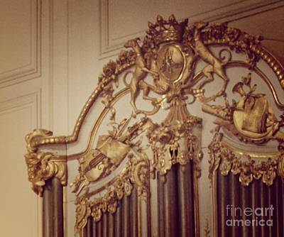 Photograph - French Armoire  by Mary-Lee Sanders