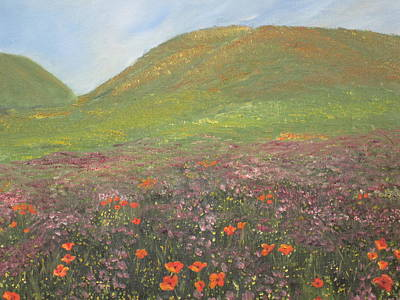 French Countryside Art Print by Barbara McDevitt
