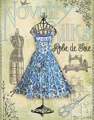 French Dress Shop-b Original